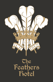 The Feathers Hotel at Ludlow